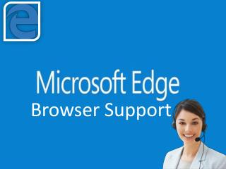 Microsoft Edge Browser Support || Microsoft Technical Support 1^855^903^2367