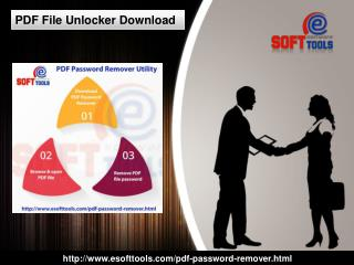 PDF File Unlocker Download