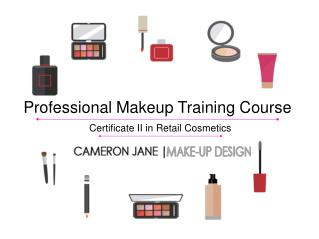 Professional Makeup Training Course