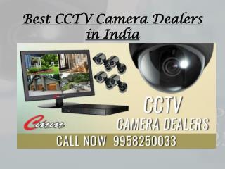 Best CCTV Camera Dealers in India