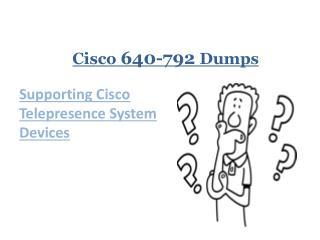640-792 Braindumps Free - Dumps4download.com