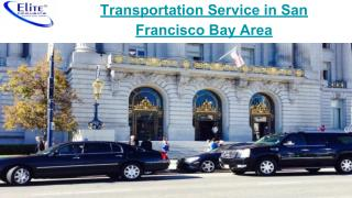 Transportation Service in San Francisco Bay Area