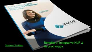Benefits of Integrative NLP & Hypnotherapy