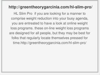 HL Slim Pro