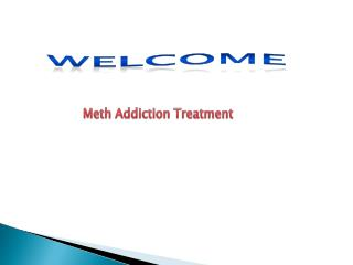 Meth Addiction Treatment  Centers in USA