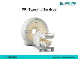 Advanced level MRI Scan inHyderabad