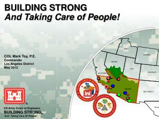 BUILDING STRONG And Taking Care of People