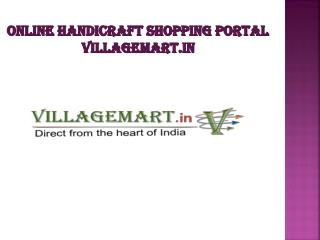 Online Handicraft Shopping Center villagemart