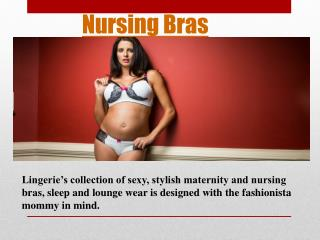 When To Buy Nursing Bras