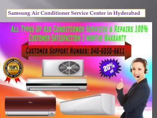Samsung Air Conditioner Service Center in Hyderabad