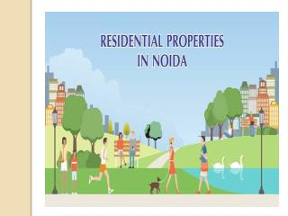 Residential Properties in Noida Sector 150