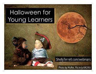 Halloween Activities, Web Tools & Apps For Kids