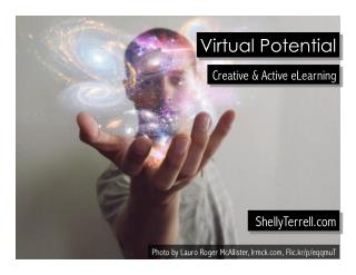 Virtual Potential: Designing Collaborative, Creative, & Active Online Learning Spaces