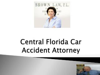 Central Florida Car Accident Attorney