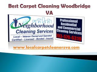 Best Carpet Cleaning Woodbridge VA - localcarpetcleanersva.com