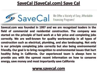 SaveCal.com ! Save Cal ! SaveCal