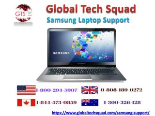 How to Get Support for Samsung Laptop