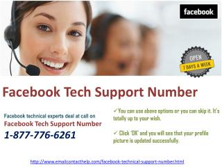 For you! With You!! Facebook Support Number @1-877-776-6261 round the clock!