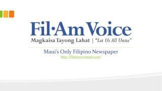 Fil-Am Voice