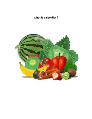 is the paleolithic diet healthy
