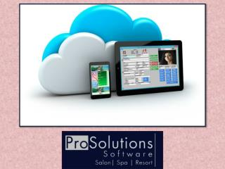 Beauty Salon Appointment Scheduling Software