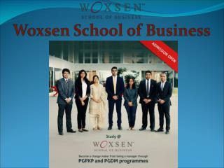 Study with Woxsen the Business Schools in Hyderabad