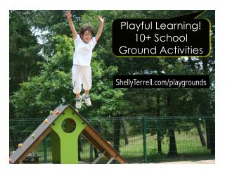 Schools as Learning Playgrounds