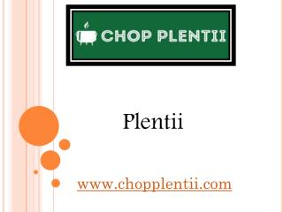 Plentii - www.chopplentii.com