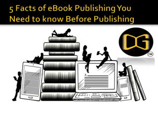 5 lessons about ebook publishing