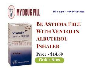 Buy Asthma Inhaler | Ventolin Albuterol | Mydrugpill.net