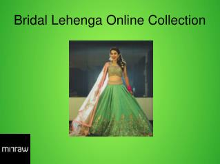Amazing Bridal Lehenga To Try Right Now For Wedding