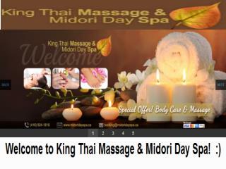 Registered Massage Therapy Toronto