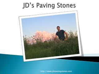 Paving stone installers Saskatoon