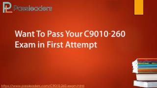C9010-260 Exam Questions