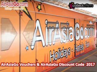 AirAsiaGo Thailand Voucher Codes 2017