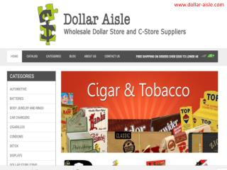 Buy Products Online at Dollar Aisle