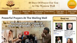 Prayers for money