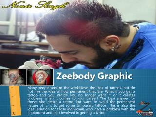 Safety and Temporary Tattoos  Artist In Mohali |0172-4641200