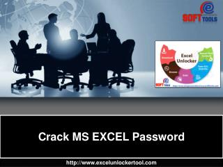 Crack MS Excel Password