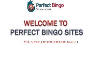 Best New Online Bingo Sites UK