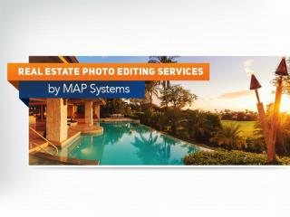 Real estate Photo editing services by MAP Systems