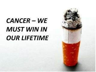 What is cancer? How Smoking and tobacco can be injurious to our health?