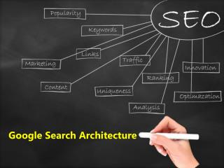 Google Search Architecture
