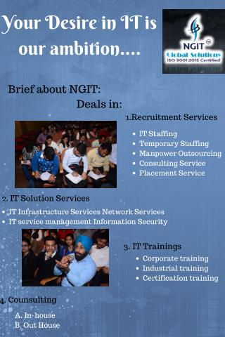 IT Training & Networking Certification Delhi NCR