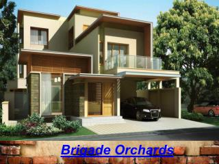 Luxury Villas Bangalore