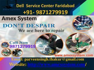 Dell Service Center Faridabad