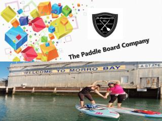Fun and Exercise With Paddle Boarding Morro Bay Rentals|(805) 225-5555