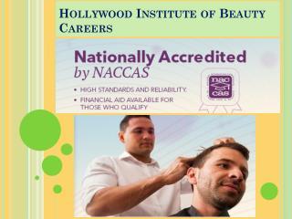 Hollywood online skin care school