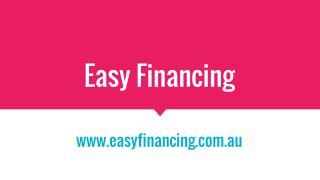 Easy Finance Loans