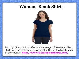 Blank Dog Shirts